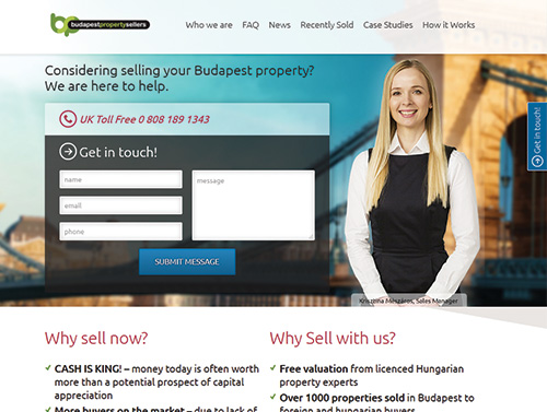 Budapest Property Sellers
